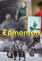 Edmonton In Our Own Words Cover