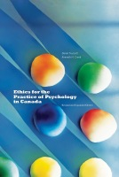 Ethics of the Practice of Psychology in Canada Cover